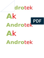 androtek
