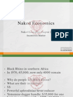 Naked Economics Incentives Matter