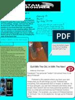 oc spartan chronicle september 2015 - jayson mchone-duff