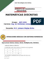 Operaciones Con Sistemas Numericos