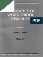1987 Is Basic Word Order Universal.pdf