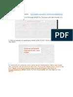 Online SAMR Padlet Directions