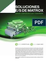 Es Mxo2 Family Io Solutions Datasheet