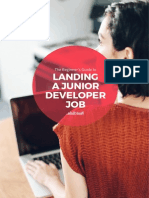 Junior Dev Job Guidedevelooe giude