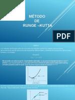 Metodo de Runge Kutta