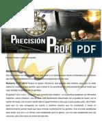 Precisión Profética