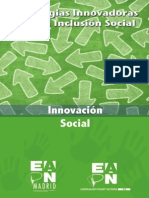 Innovacion Social - Estrategias Innovadoras Para La Inclusión Social EAPN