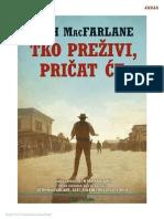 Seth MacFarlane - Tko Preživi, Pričat Će