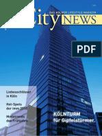 CityNEWS Ausgabe 01/ 2010