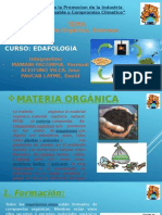 Materia Organica
