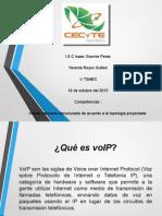 Presentacion de Voip