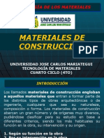 01 Materiales de Construcción