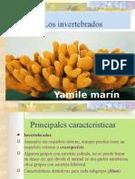 reproducción en invertebrados.ppt