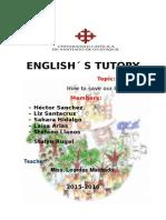 English Tutory