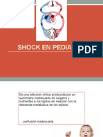 Shock en Pediatría