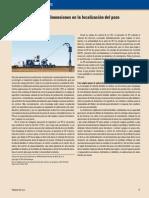 V26 -E2 Definición de Tubería Flexible - Carretes de Grandes Dimensiones en La Localización Del Pozo