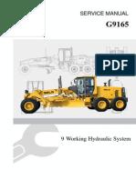 9Working Hydraulic System_ENGLISG-G9165