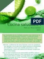 Cocina Saludable 1