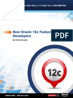 Oracle New 12c Features for Developers