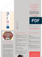 """Programa - II Jornadas de Actualización Académica """"Nuevas perspectivas en la Península Coreana. Estudios desde Córdoba"""""""