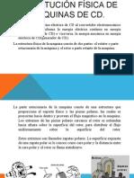 Constitución Física de Las Maquinas de CD