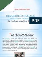 1 La Personalidad, Ser Biosicosoc