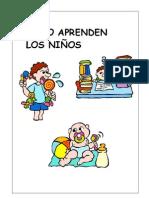 Cómo aprenden los niños