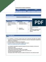 Documentos Secundaria Sesiones Unidad01 CTA CuartoGrado CTA4 U1 SESION2
