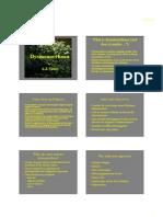 Dysmenorrhoea Presentation