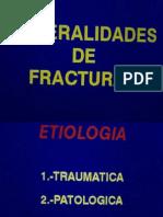 Generalidades Fx