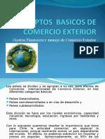 GUIA N° 1 CONCEPTOS  BASICOS DE COMERCIO EXTERIOR