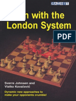 Win With the London System-Johnsen,Kovacevic
