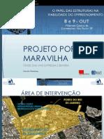 Palestra 07 - Porto Maravilha - Marcelo Wainberg
