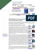 14. El Mercado de Productos Curva is y El Nercado de Dinero Curva Lm
