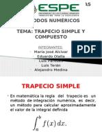 Trapecio Metodos Simple Compuesto