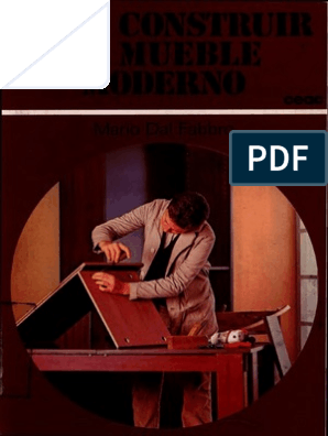Como Fabbroen Un Dal 1990 Construir Mueble Mario Por Moderno L5j34RA