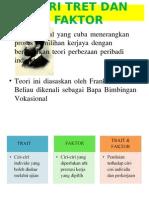 8.Teori Tret Dan Faktor