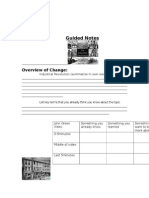 lecture notes guided notes