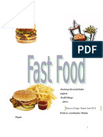 fast food M