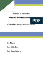 Precios de Transferencia Iee