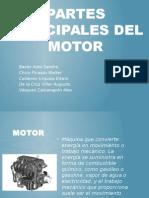 Partes Principales Del Motor tractor