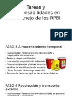 Tareas y responsabilidades en el manejo de los.pptx