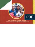 Adolescent Girl Toolkit - Girl Centered Program Design