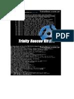 Manual Trinity Rescue CD