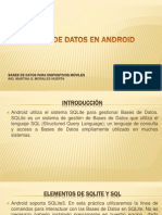 BDs en Android