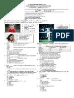 Soal Uas 2015 Bahasa Inggris SMK