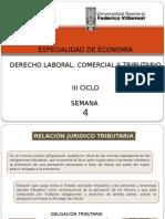 III Economía - Derecho Tributario 3
