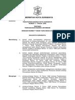 Peraturan PDAM Kota Surabaya