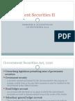 150908 Government Securities II