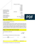 Dry Basis Calculation